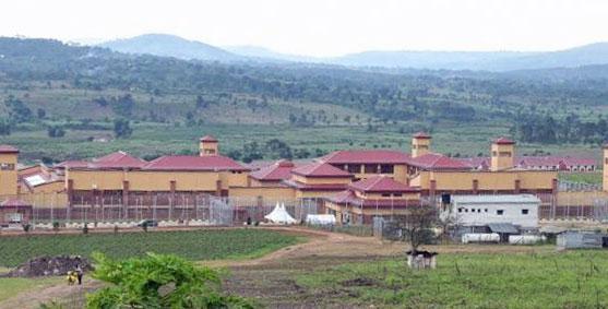 Uganda's Kitalya Prison