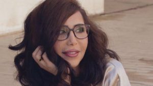 Maha al-Mutairi is a Kuwaiti trans woman who was imprisoned for her gender identity and abused by the police. International outrage secured her release. (Photo courtesy of Change.org)