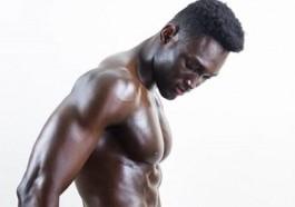 Nigerian gay model seeks fan support for nude photo project