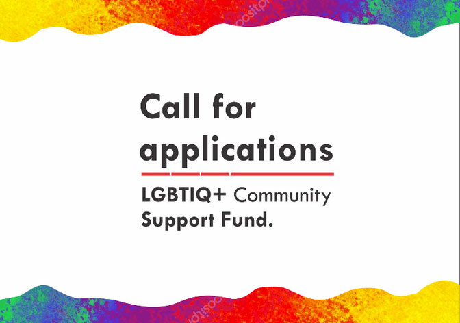 LGBTIQ+ Nigerians are eligible to apply to the the LGBTIQ+ Community Support Fund for help with food purchases.