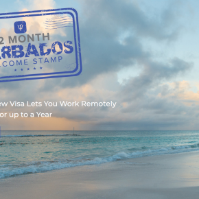 """Barbados """"Welcome Stamp"""" visa program encourages remote workers to move to the Caribbean island for a year, but excludes same-sex couples."""