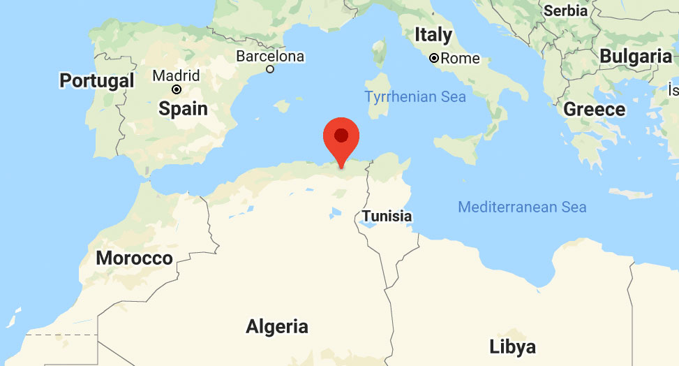 Algeria gay Being gay